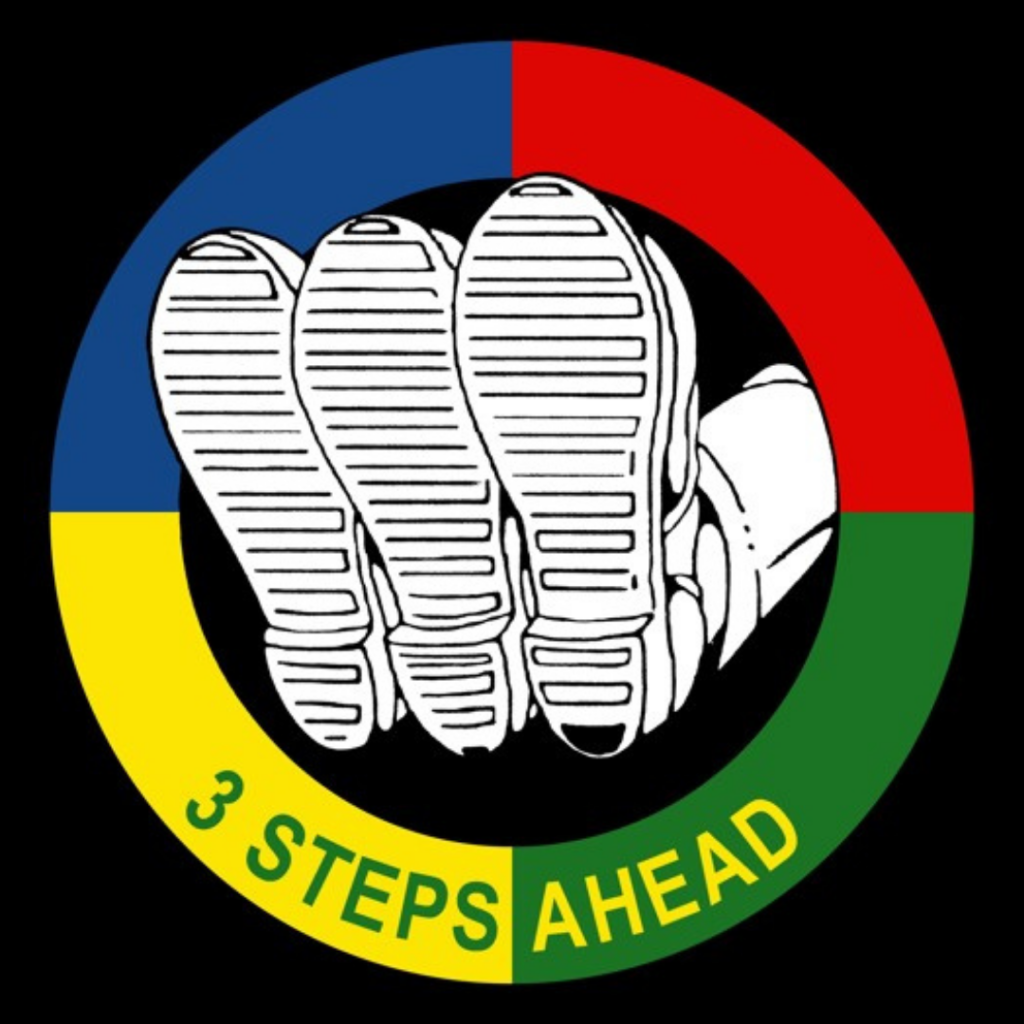3 step ahead