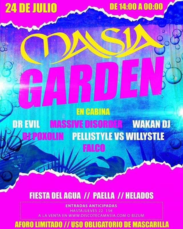 Masia - Garden