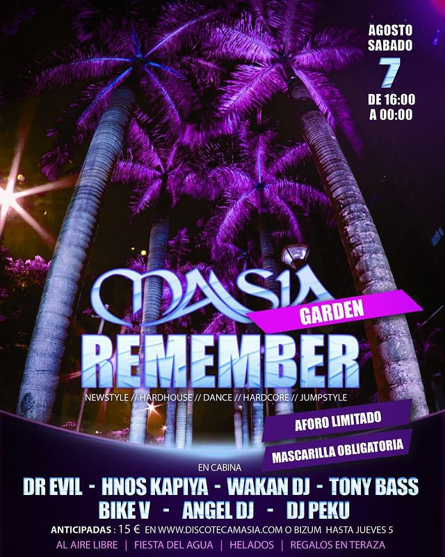 Masia - Remember