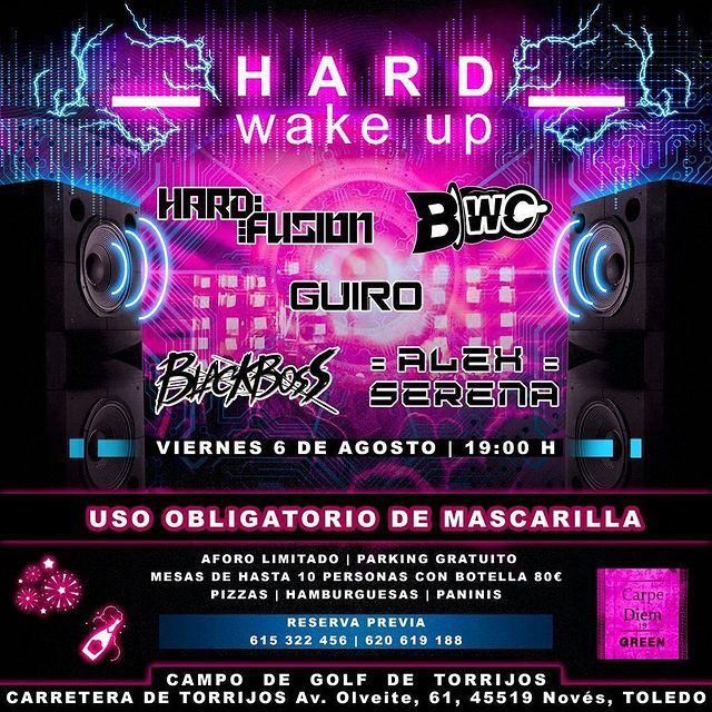 Campo de Golf Torrijos - Hard Wake Up