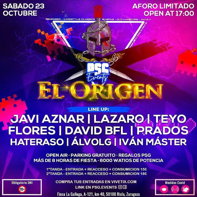 La Gallega - El Origen